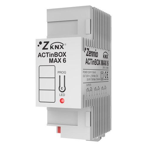 ACTinBOX MAX 6 - Zennio - K.N.XTRA