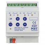 AKD-020101 - Dimming Actuator 2 fold, 4SU MDRC, 250W, 230VAC