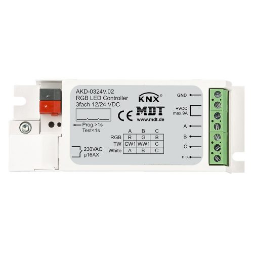 AKD-0324V02 - LED Controller, 3-channel, RGB