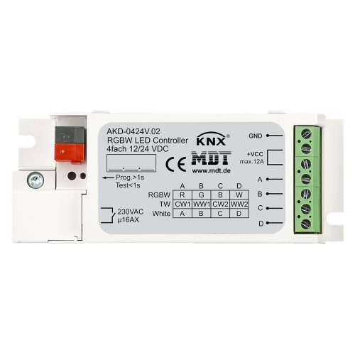 AKD-0424V02 - LED Controller, 4-channel, RGBW