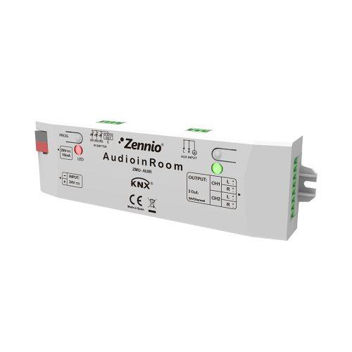AudioInRoom - Zennio - K.N.XTRA