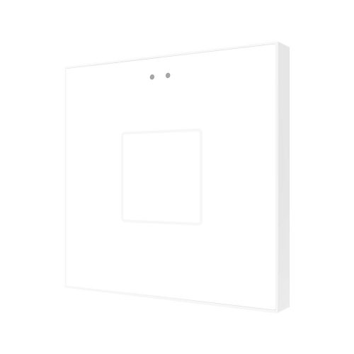 Flat x1 White - Zennio - K.N.XTRA
