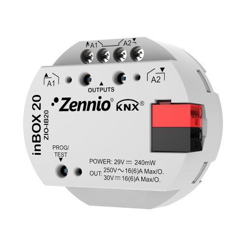 inBOX 20 - Zennio - K.N.XTRA