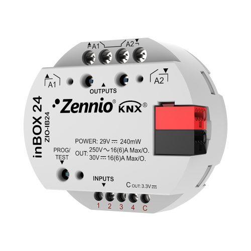 InBOX 24 - Zennio - K.N.XTRA