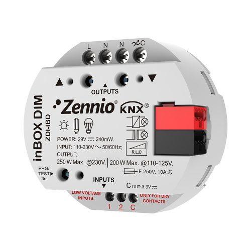 InBOX DIM - Zennio - K.N.XTRA
