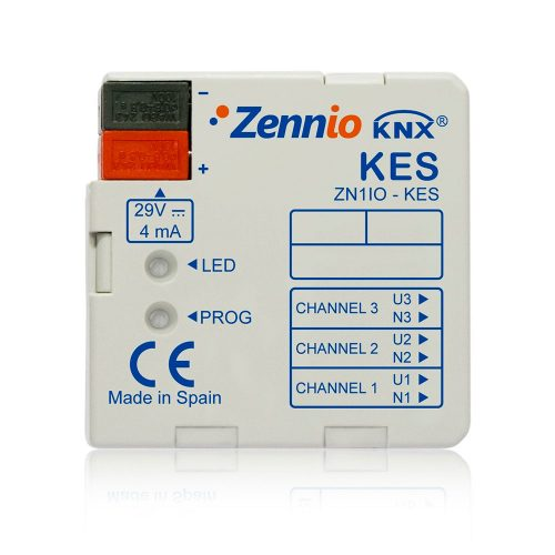 KES - Zennio - K.N.XTRA