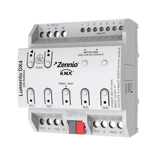 Lumento DX4 - Zennio - K.N.XTRA