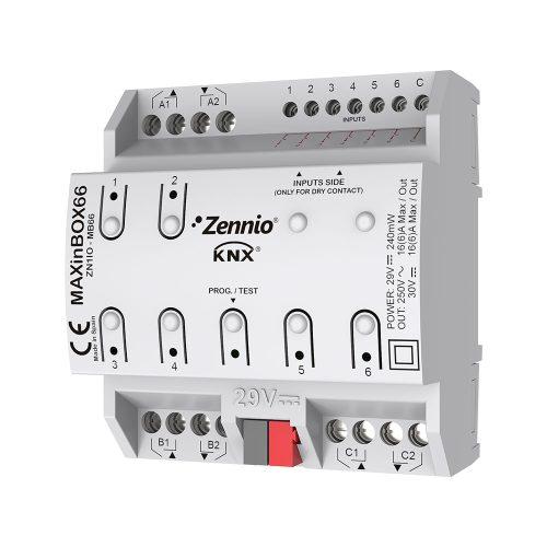 MAXinBOX 66 - Zennio - K.N.XTRA