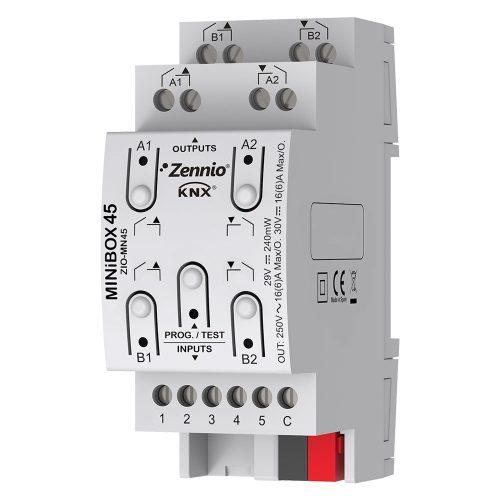 MINiBOX 45 - Zennio - K.N.XTRA