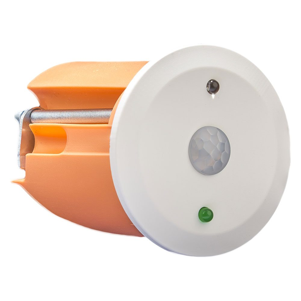 SCN-P360D101 - Presence Detector 360°, 1 Pyro, White Matt finish, mini