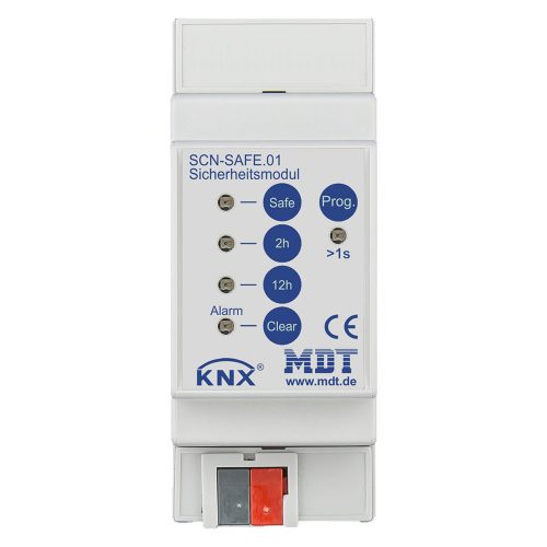 SCN-SAFE01 - Safety Module, 2SU MDRC