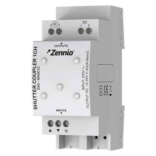 Shutter Coupler 1CH - Zennio - K.N.XTRA