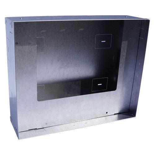 VCG-UP1001 - VisuControl, ACC. Flush mounted metal box, 10 - Zennio - K.N.XTRA