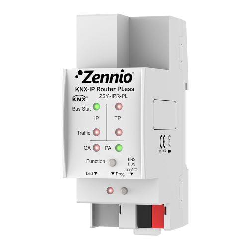 Zennio KNX IP Router PLess - K.N.XTRA