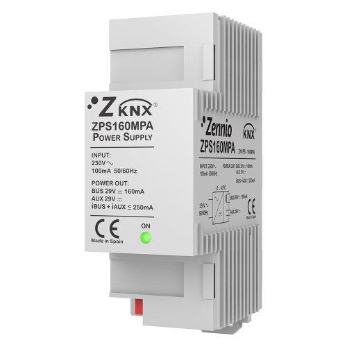 ZPS 160 MPA Power Supply - Zennio - K.N.XTRA