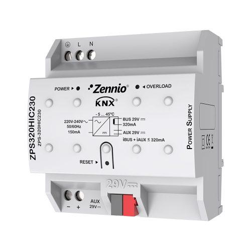 ZPS 320 HIC 230 Power Supply - Zennio - K.N.XTRA