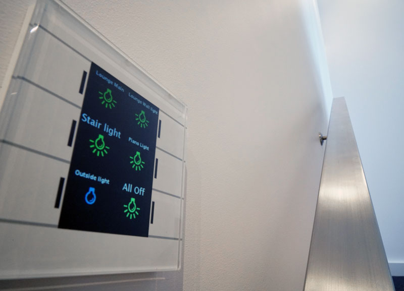 KNX Demohouse - Topnotch building automation for New Zealands homes